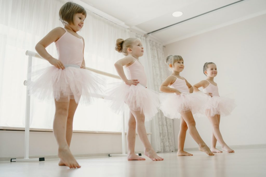 Step Up Dance Academy - Why Children Should Take Dance – StepUp